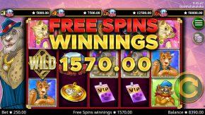 Boomshakalaka Free Spins