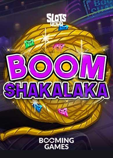 Boomshakalaka Slot Demo