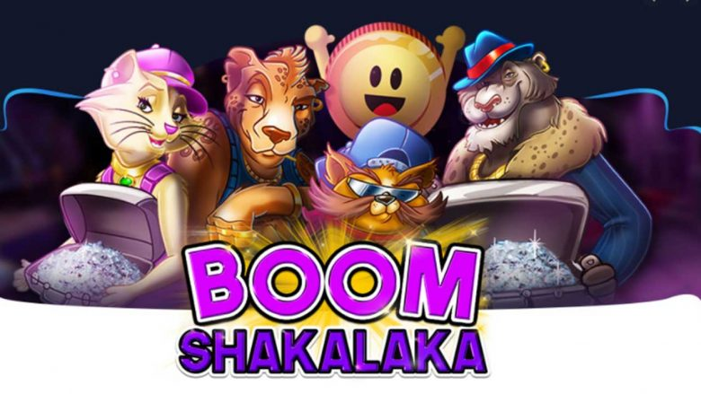 Boomshakalaka Slot Free Play