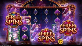 Cirque De La Fortune Free Spins