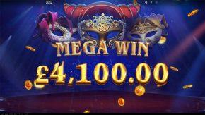Cirque De La Fortune Mega Win