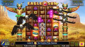 Eagle Sun Free Spins