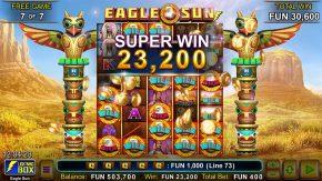 Eagle Sun Super Win