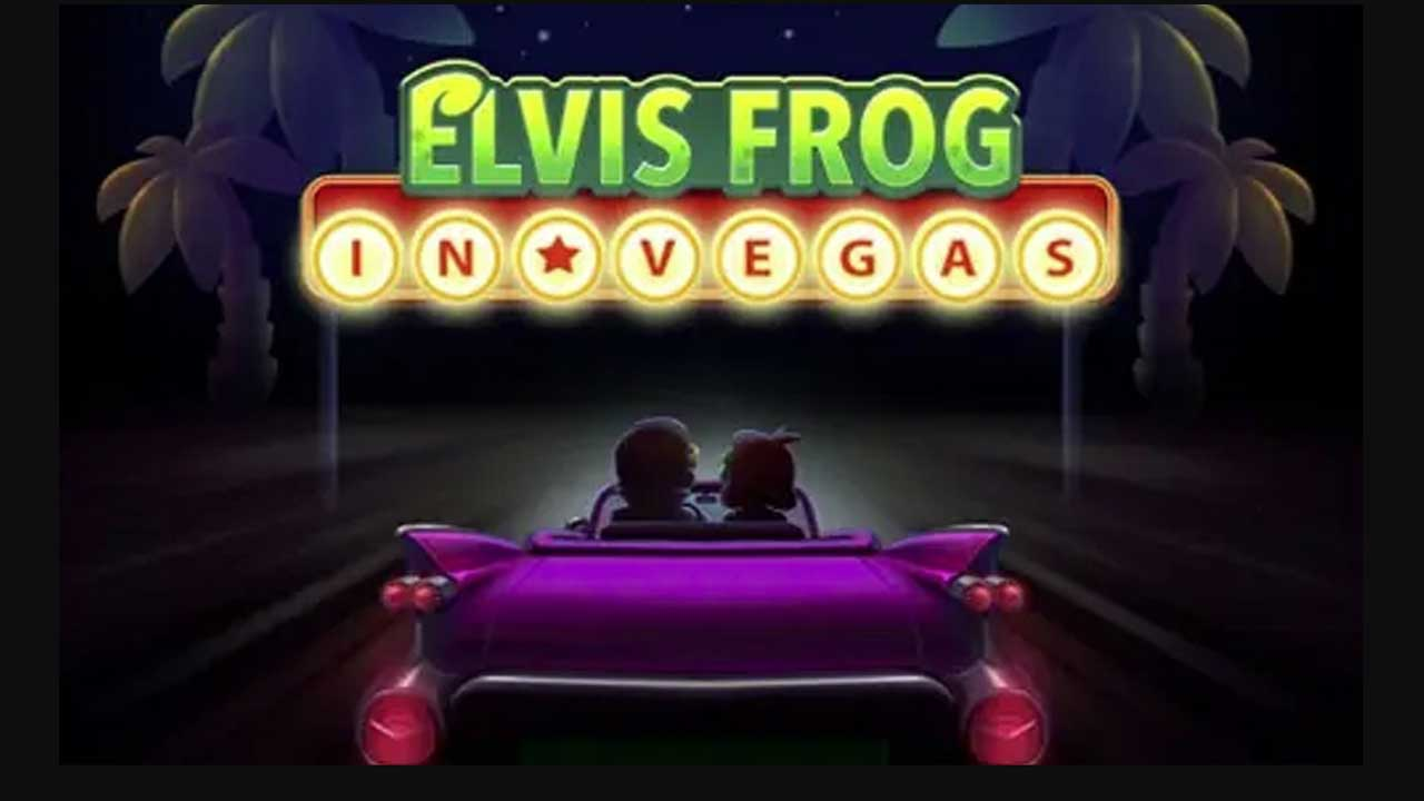 Elvis Frog in Vegas Slot Demo