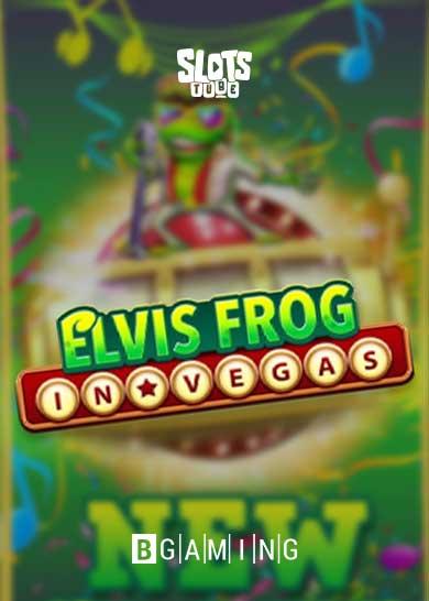 Elvis Frog in Vegas Slot Free Play