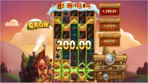GROW Free Spins