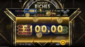 Multiplier Riches Wild