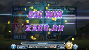 Rally 4 Riches Big Win