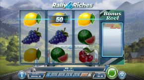 Rally 4 Riches Gameplay