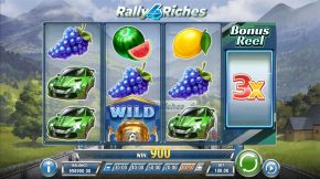 Rally 4 Riches Multiplier