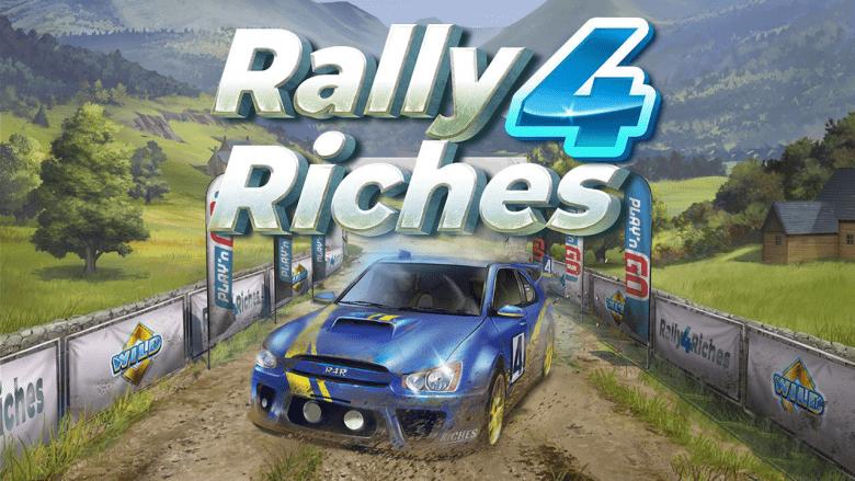 Rally 4 Riches Slot Demo