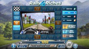 Rally 4 Riches Sumbol