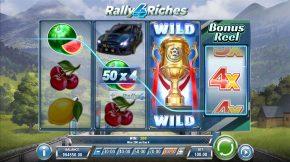 Rally 4 Riches Wild