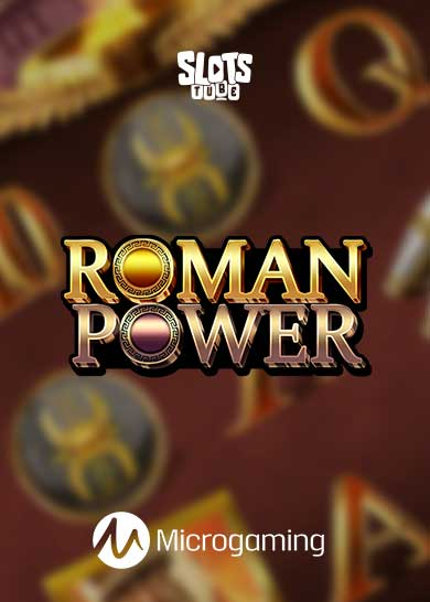 Roman Power Slot Free Play