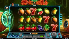 Sonic Reels Multipliers