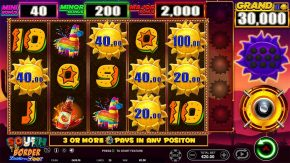 South of the Border Free Spins