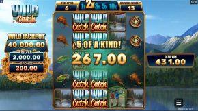 Wild Catch 5 of Kind