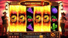 black horse deluxe Bonus