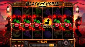 black horse deluxe Gameplay