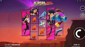 Aurora-beast-hunter-gameplay