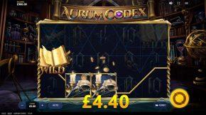 Aurum-codex-wild-win