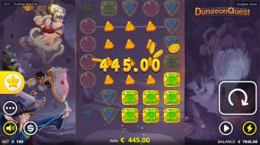 Dungeon Quest Gameplay
