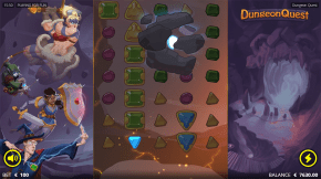 Dungeon Quest Line