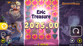 Dungeon Quest Win
