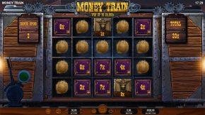 Money Train Free Spins