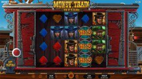 Money Train Line