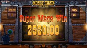 Money Train Super Win