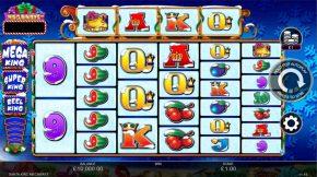 Santa-King-Megaways-gameplay