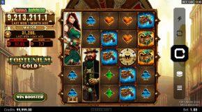 Fortunium-gold-mega-moolah-gameplay