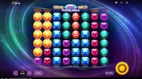 gems-gone-wild-power-reels-gameplay