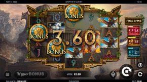 griffons-quest-bonus-win