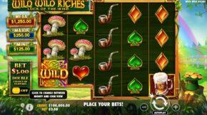Wild-wild-riches-gameplay