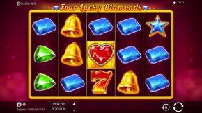 four-lucky-diamonds