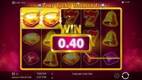 four-lucky-diamonds-win